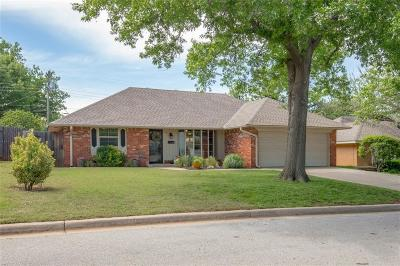 Oklahoma City Single Family Home For Sale: 5901 Harvard Drive