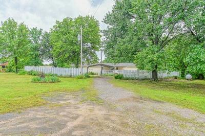 Single Family Home For Sale: 45897 Ranch Road