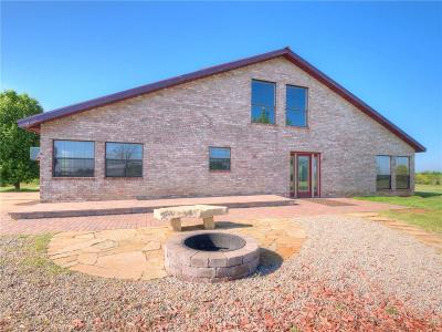 Perkins Single Family Home For Sale: 9900 S Mehan Road
