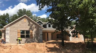 Choctaw Single Family Home For Sale: 5712 Asheville Way