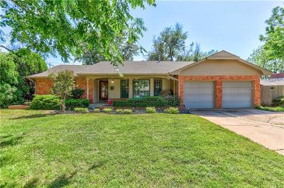 Oklahoma City Single Family Home For Sale: 2700 Kerry Lane