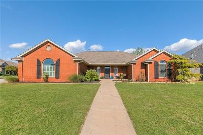 Edmond Single Family Home For Sale: 15808 Sugar Loaf Drive