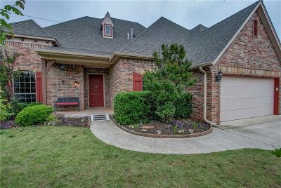 Edmond Single Family Home For Sale: 1900 NW 193rd Circle