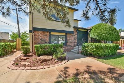 Oklahoma City OK Condo/Townhouse For Sale: $112,500