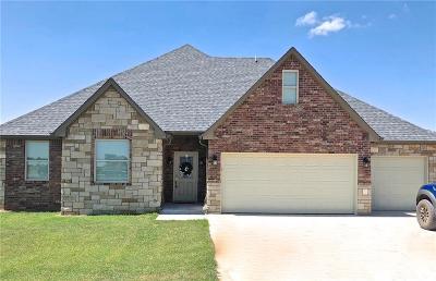Guthrie Single Family Home For Sale: 8251 Moose Ridge