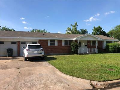 Del City Single Family Home For Sale