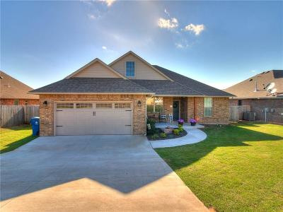 Blanchard Single Family Home For Sale: 1711 Cowboy Lane