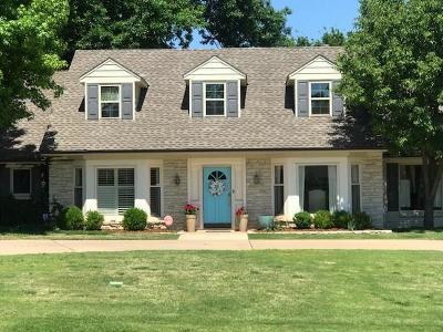 Oklahoma City OK Single Family Home For Sale: $599,000
