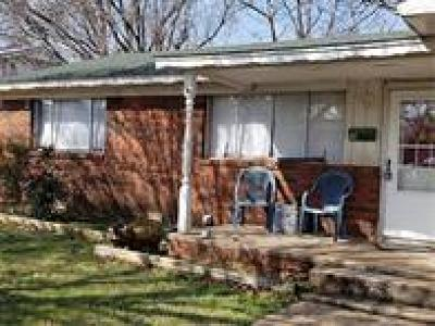 Chickasha Single Family Home For Sale: 14 Shannon Drive