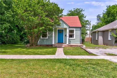 Norman Single Family Home For Sale: 315 E Apache Street