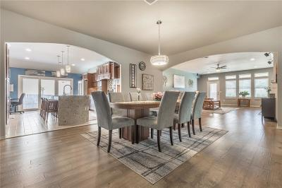 Choctaw Single Family Home For Sale: 14348 Glenview Drive