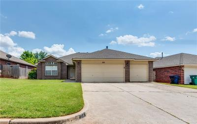 Edmond Single Family Home For Sale: 540 NW 174th Street