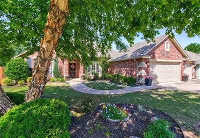 Edmond Single Family Home For Sale: 16021 Teesdale Road