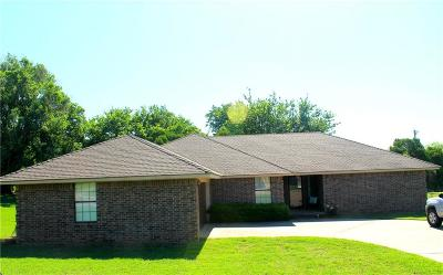 Purcell Single Family Home For Sale: 514 Bob White Drive