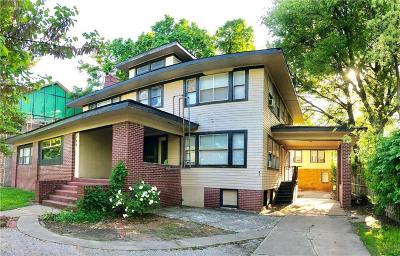 Norman Multi Family Home For Sale: 740 Deans Row (Aka Debarr Ave.) Avenue