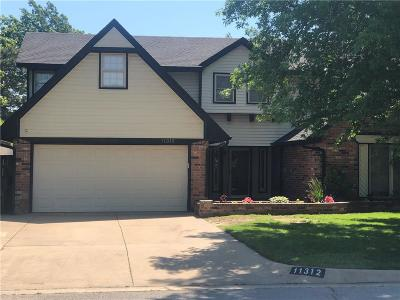 Oklahoma City Single Family Home For Sale: 11312 Windmill Road