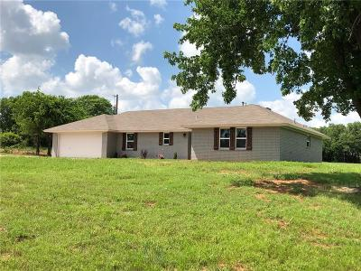 Purcell OK Single Family Home Sold: $180,000