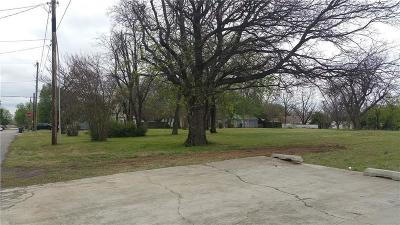 Chickasha Residential Lots & Land For Sale: 1804 S 8th Street