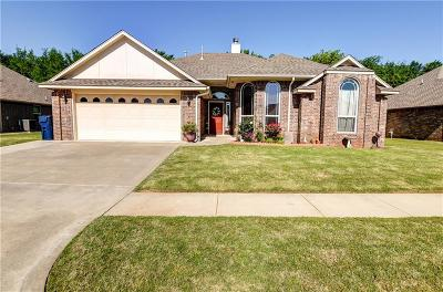 Oklahoma City Single Family Home For Sale: 5901 Holly Brooke Lane