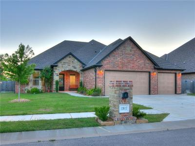 Oklahoma City Single Family Home For Sale: 12617 Shenandoah Drive