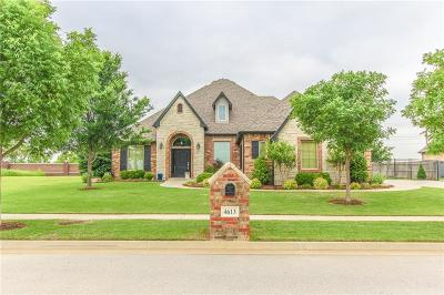 Norman Single Family Home For Sale: 4613 Kings Land Road