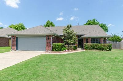 Oklahoma City Single Family Home For Sale: 10505 Prairie Lane