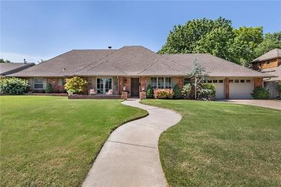 Oklahoma City Single Family Home For Sale: 3024 Chapel Hill Road