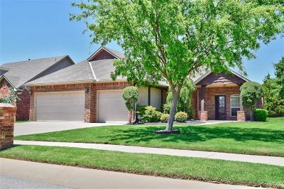 Edmond Single Family Home For Sale: 1309 Glen Cove Drive