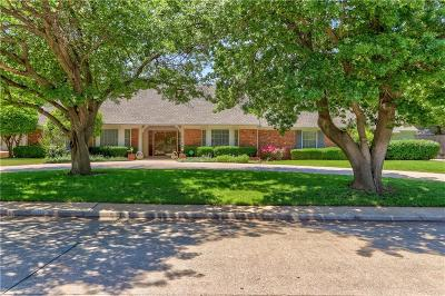 Oklahoma City Single Family Home For Sale: 3108 Oak Hollow Road