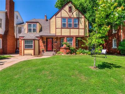 Oklahoma City Single Family Home For Sale: 2805 NW 25th Street