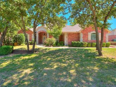 Edmond Single Family Home For Sale: 1312 Echohollow Trail