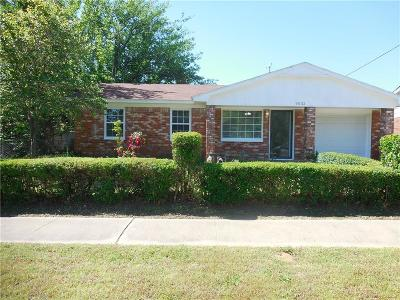 Midwest City Single Family Home For Sale: 9532 McIntosh Avenue