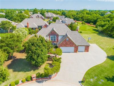 Oklahoma City Single Family Home For Sale: 2405 Pantheon Circle