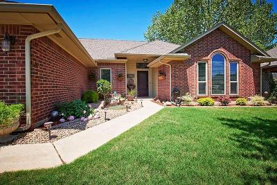 Oklahoma City Single Family Home For Sale: 8305 79th Street
