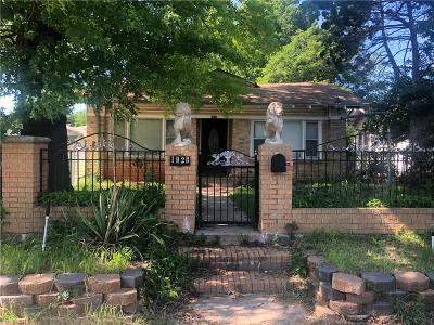 Oklahoma City Single Family Home For Sale: 1923 NW 13th Street