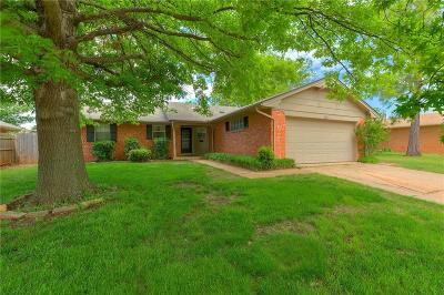 Edmond Single Family Home For Sale: 3017 Kelsey Drive
