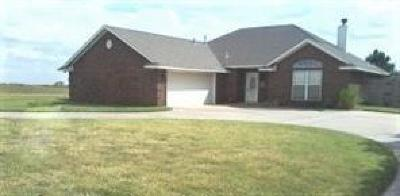 Beckham County Single Family Home For Sale: 98 Clubhouse Drive