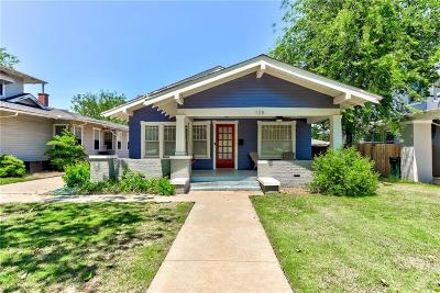 Oklahoma City Single Family Home For Sale: 125 NW 22nd Street