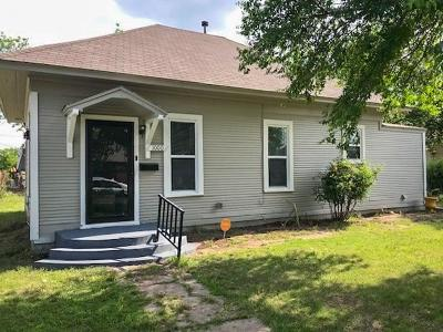 Oklahoma City Single Family Home For Sale: 1000 NW 89th Street