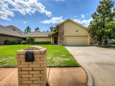 Oklahoma City Single Family Home For Sale: 11605 Susan Lane