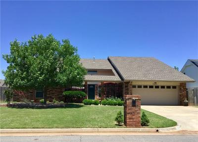 Oklahoma City Single Family Home For Sale: 7331 NW 117th Street