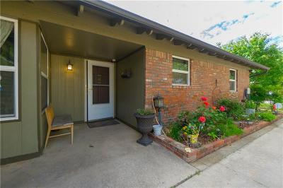 Oklahoma City Single Family Home For Sale: 4121 NW 58th Street