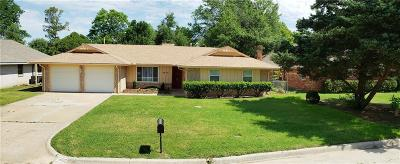 Warr Acres Single Family Home For Sale: 5605 NW 47th Street