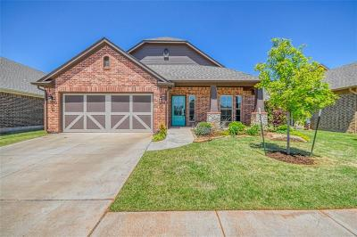 Norman Single Family Home For Sale: 3512 Mount Mitchell Lane