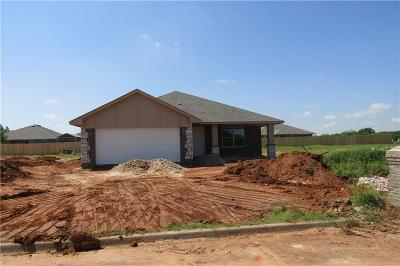 Chickasha Single Family Home For Sale: 911 Sleepy Hollow Blvd Boulevard