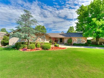 Oklahoma City Single Family Home For Sale: 3305 Brookhollow Road