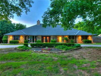Oklahoma City Single Family Home For Sale: 3025 Pine Ridge Road