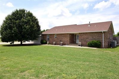 Guthrie Single Family Home For Sale: 3301 N Highway 77 Highway