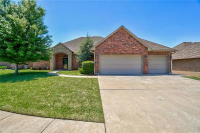 Edmond Single Family Home For Sale: 16505 Brewster Lane