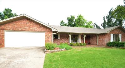 Edmond Single Family Home For Sale: 12 S Trail Ridge Road